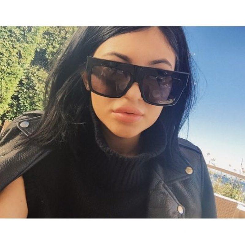 Pero fotos más recientes indican que la joven pudo haberse operado Foto:KylieJenner vía Instagram