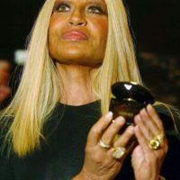 En el lanzamiento de su fragancia, en 2004 Foto:Getty Images