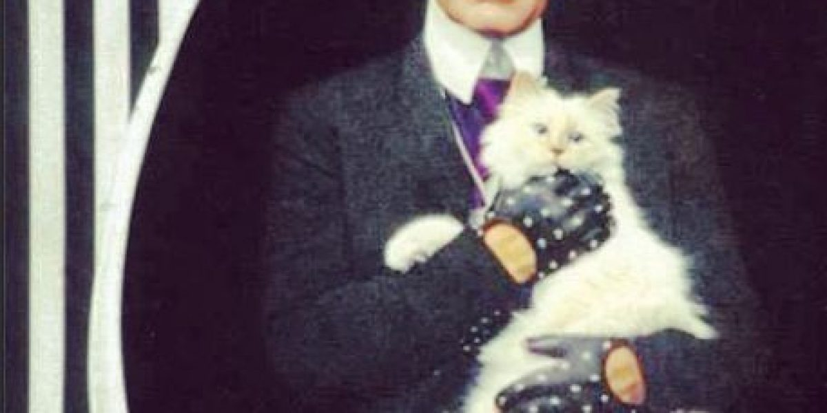 Choupette Lagerfeld, la gata más consentida del mundo de la moda
