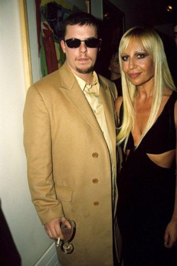 En 1997, en una fiesta en Londres Foto:Vogue