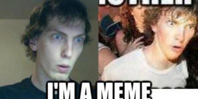Él mismo se burló de su fama y es una pequeña celebridad en Internet Foto:Vía KnowYourMeme.com
