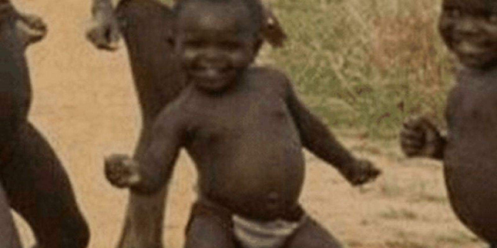 """También con el niño llamado """"Third World Succes Kid"""" Foto:Vía KnowYourMeme.com"""