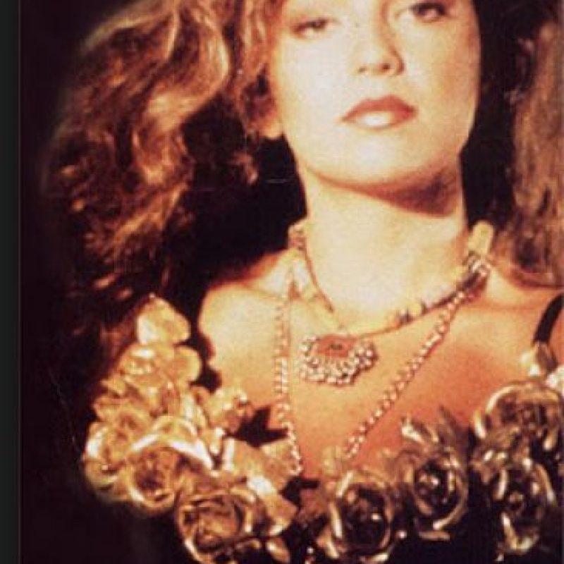 """1990, """"Thalía"""" Foto:Fonovisa"""