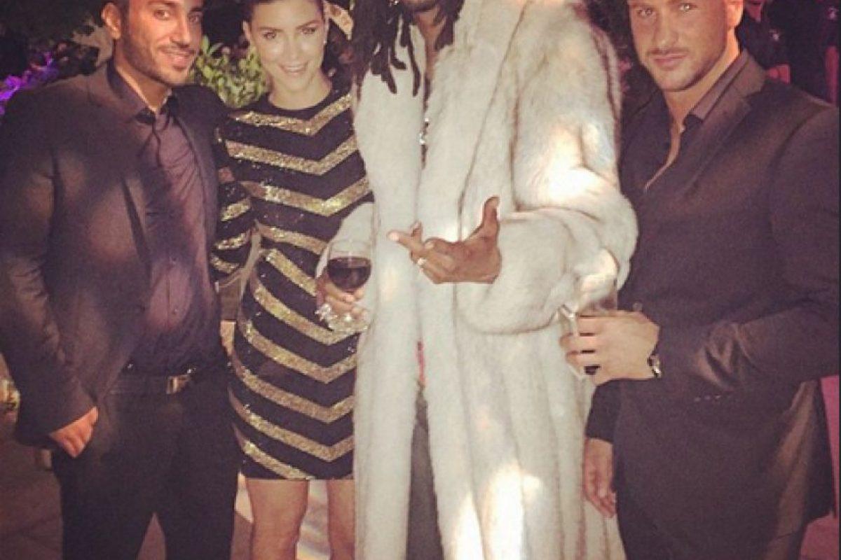 El rapero asistió con su familia Foto:Instagram @snoopdogg