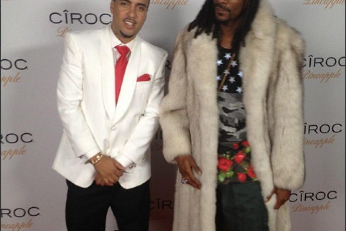 French Montana y Snoop Dogg Foto:Instagram @snoopdogg