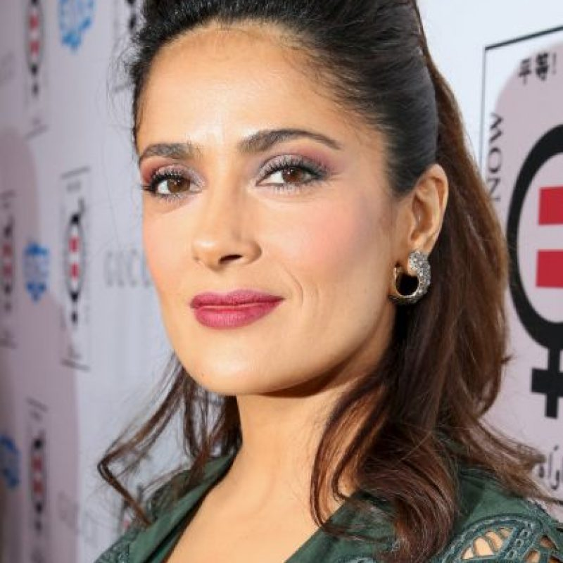2014, Salma Hayek Foto:Getty Images