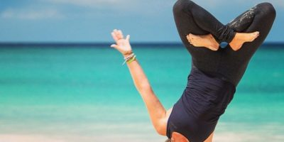 7. Con su práctica se aprende a respirar bien y utilizar el diafragma en forma correcta Foto:Instagram: yoga_girl
