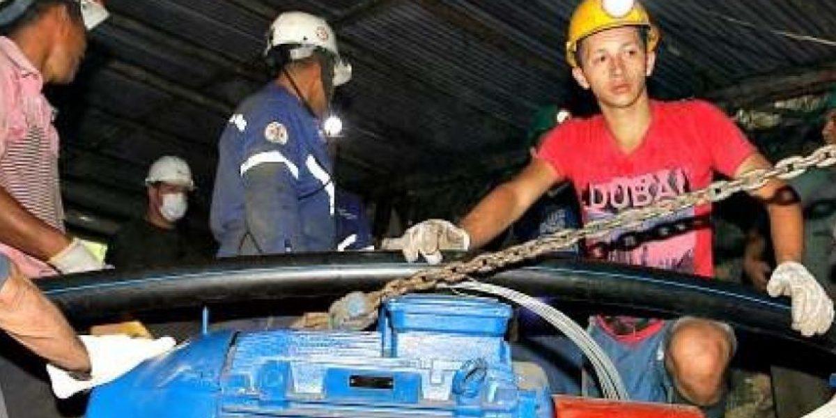 FOTOS: Continúa rescate de mineros de Amagá