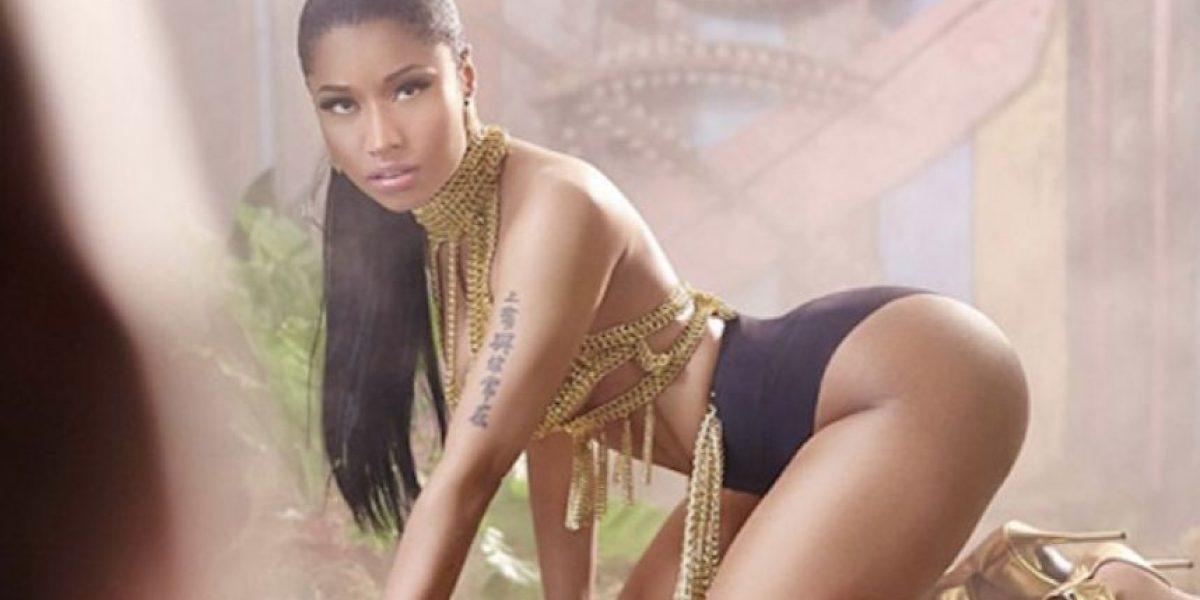 Nicki Minaj se disculpó por usar simbología nazi en