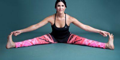 2. Ana Paula Domínguez, instructora certificada, asegura que el yoga se puede practicar desde los cuatro años Foto:Cortesía: Adidas