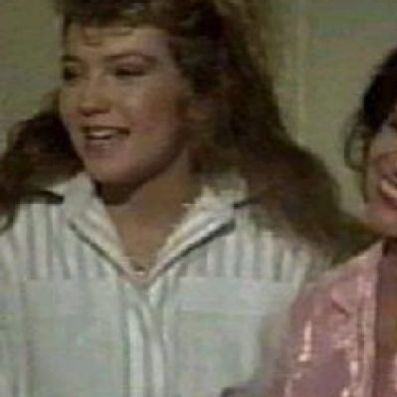 "1987, ""Pobre señorita Limantour"" Foto:Televisa"