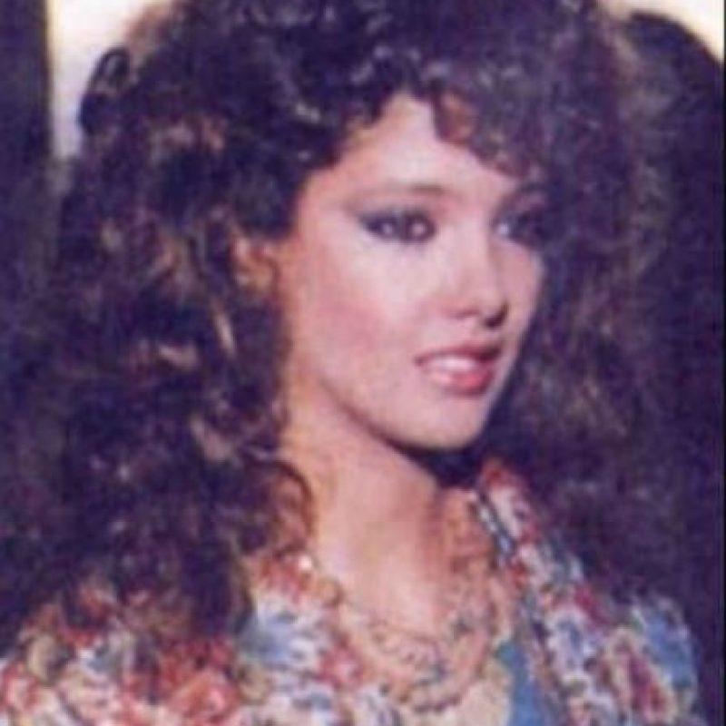"""1987, """"Yesenia"""" Foto:Televisa"""