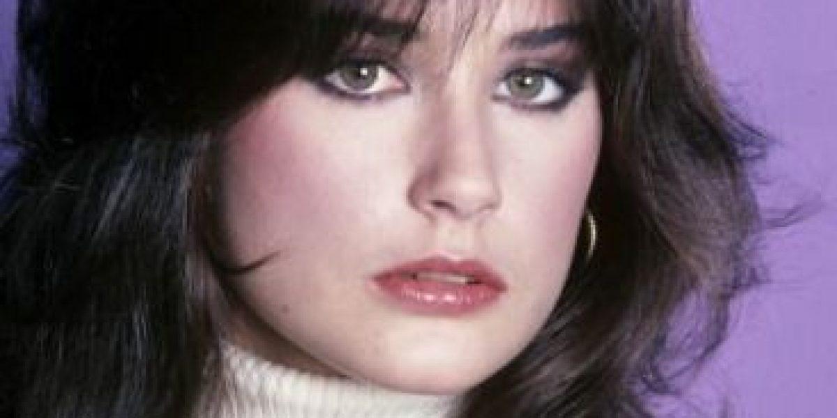 Cumpleaños 52 de Demi Moore: Así ha cambiado la actriz a través de los años