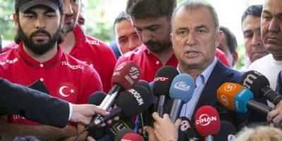 El combinado turco no clasificó al Mundial pasado Foto:Getty