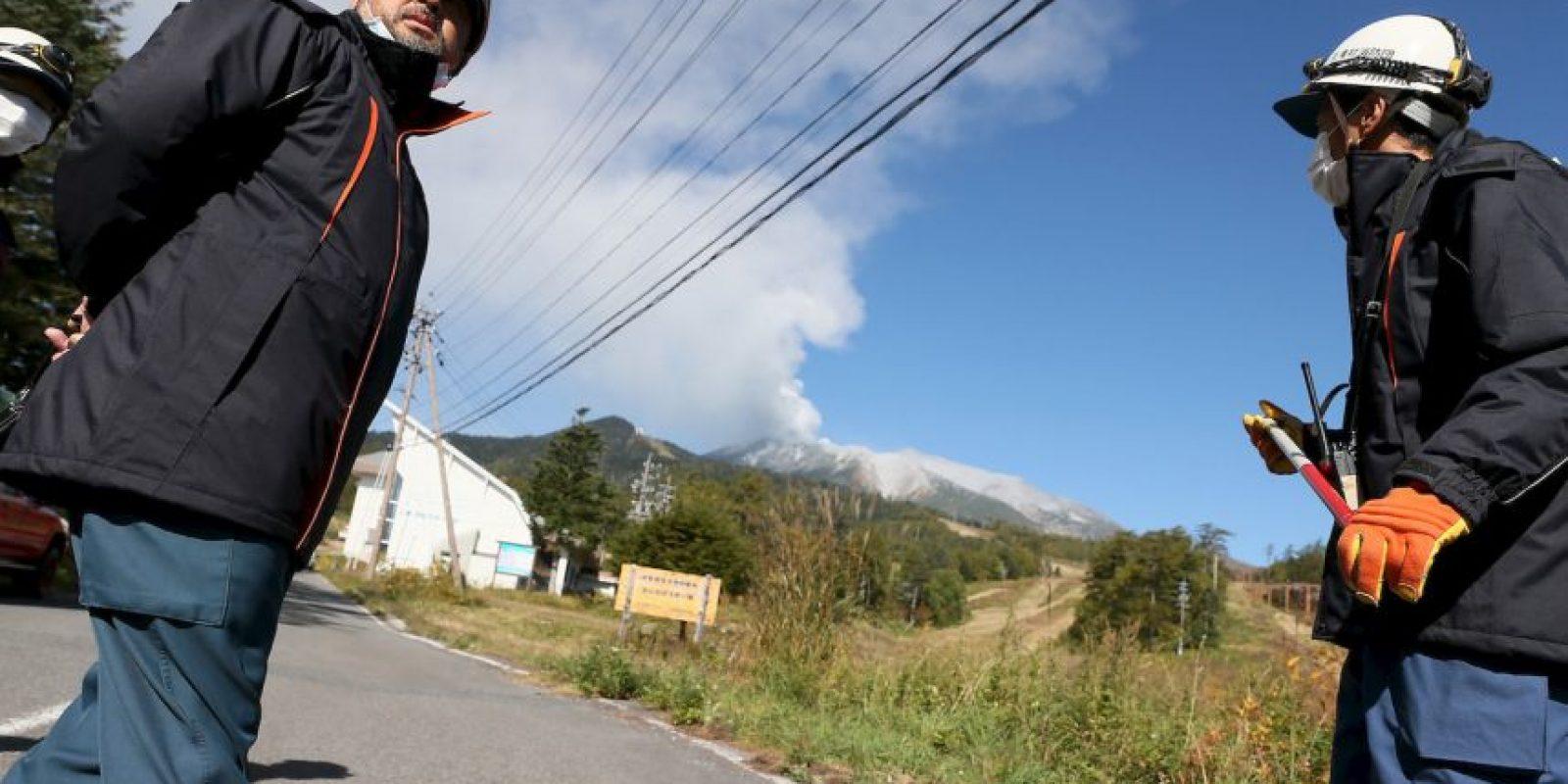 Otro excursionista, Hideomi Takahashi, de 41 años, fue encontrado también junto a su iPhone. Foto:Getty