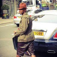 El camerunés Samuel Eto'o portó el famosos sombrero de Pharrell Foto:Instagram: @setoo9