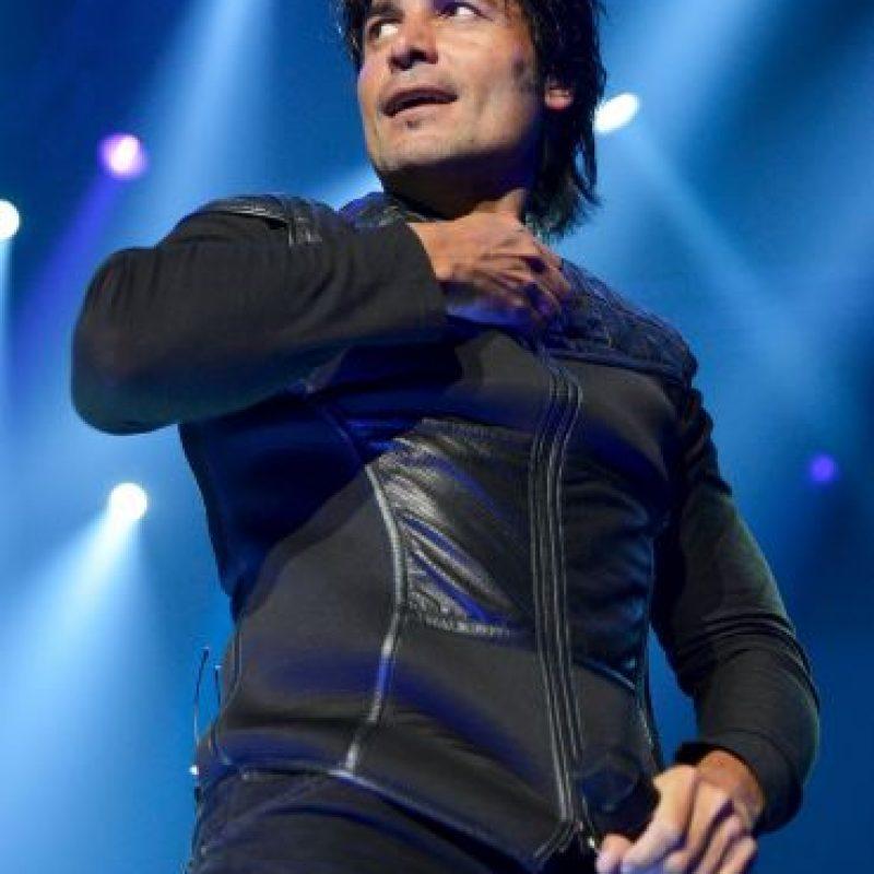 Se parece al cantante puertorriqueño Chayanne Foto:Getty
