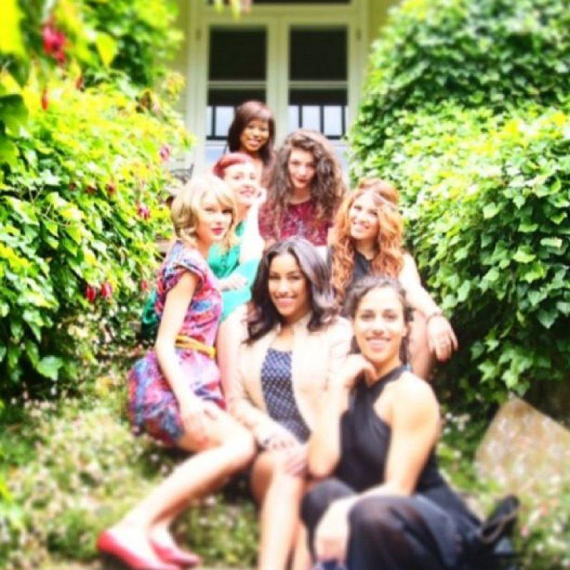 Juntas han celebrado cumpleaños Foto:Taylor Swift vía Instagram