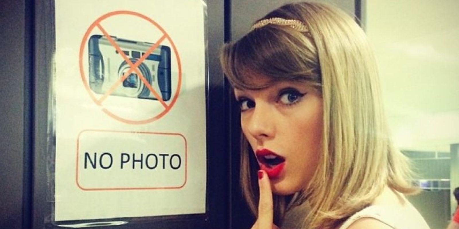 Foto:Taylor Swift vía Instagram