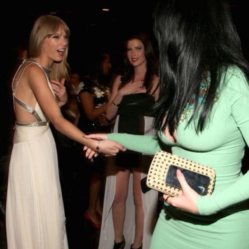 """También dijo que la cantante estaba intentando """"sabotear"""" su gira Foto:Getty"""