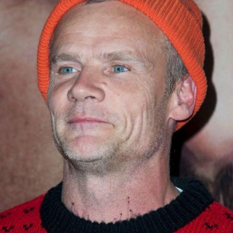 Se parece a Flea, bajista de los Red Hot Chili Peppers Foto:Getty