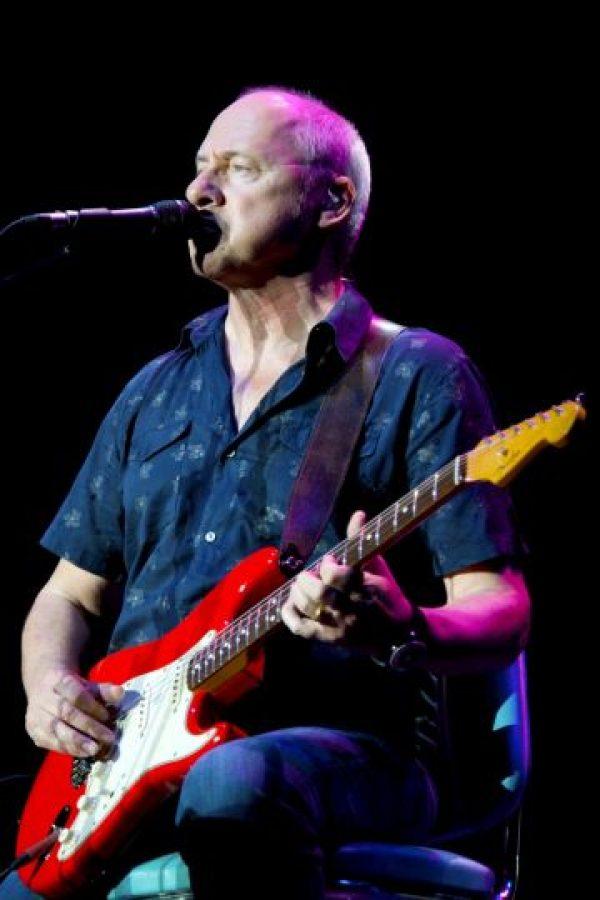 Tiene un parecido con Mark Knopfler, fundador de la banda Dire Straits Foto:Getty