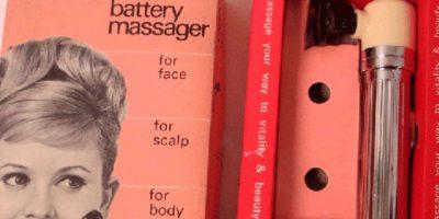 Este vibrador prácticamente tenía un succionador que también se podía usar en otras partes del cuerpo. Como en la cara, por ejemplo. Foto:Gurl