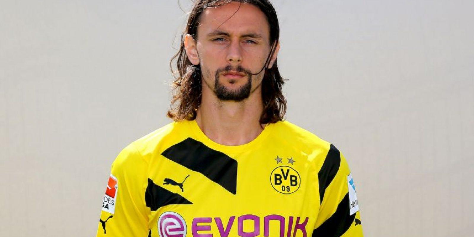 Neven Subotic, bosnio del Borussia Dortmund Foto:Getty