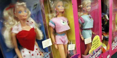 Se inspiró en su hija Bárbara para crear a la muñeca. Foto:Getty