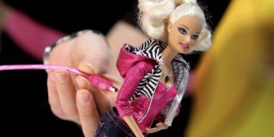 La primera Barbie se presentó por primera vez en la feria anual de juguetes en Nueva York el 9 de marzo de 1959. Foto:Getty