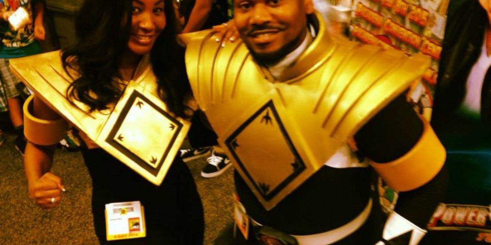 En la actualidad, Jones visita diversas convenciones como el Ranger negro. Foto:Facebook