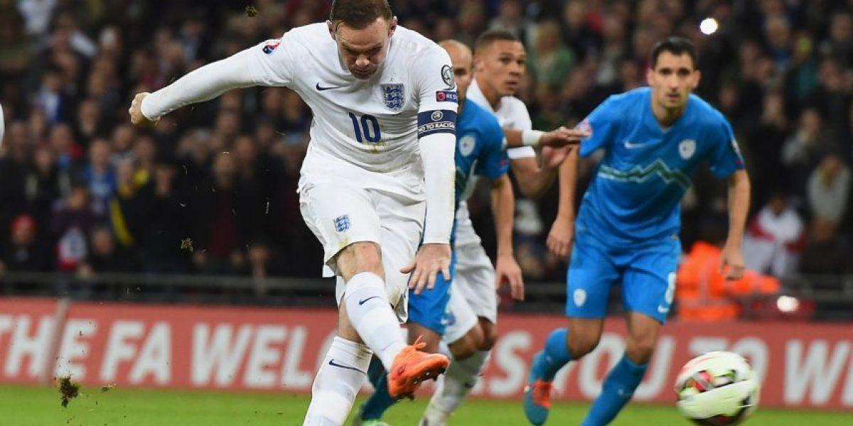 FOTOS: Así vivió Wayne Rooney su partido 100 como internacional de Inglaterra