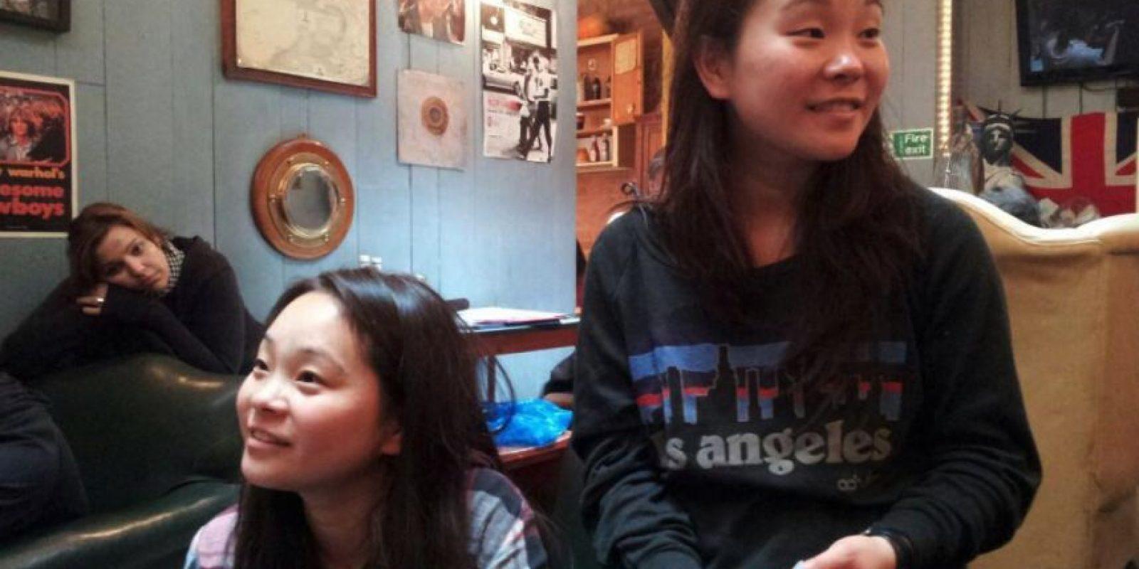 Estas confirmaron que eran gemelas a través de una prueba de ADN. Foto:Vía Facebook/twinstersmovie