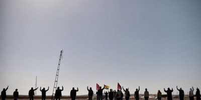 Desde agosto Estados Unidos junto con una coalición internacional lucha para desarticular el grupo terrorista. Foto:AFP