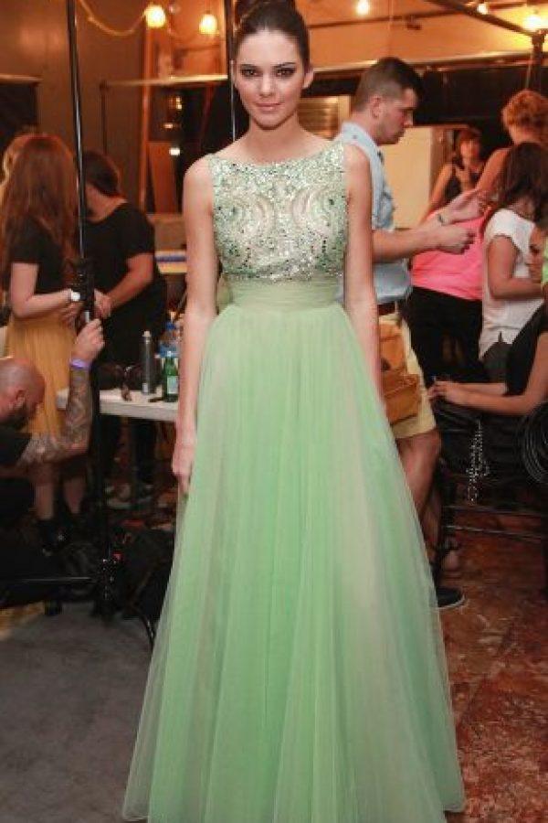 Ha participado en múltiples desfiles de moda y para grandes diseñadores. Foto:Getty