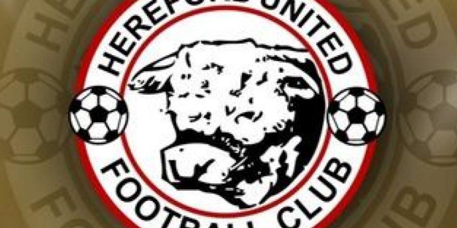 Hereford United (Inglaterra) Foto:Twitter
