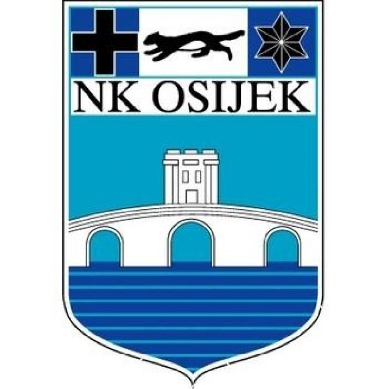 NK Osijek (Croacia) Foto:Twitter