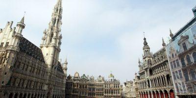 3. Bélgica – 171 países Foto:Getty Images
