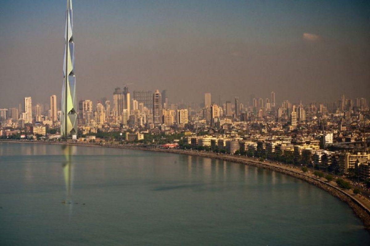 La torre mediría 718 metros. Foto:Wikipedia