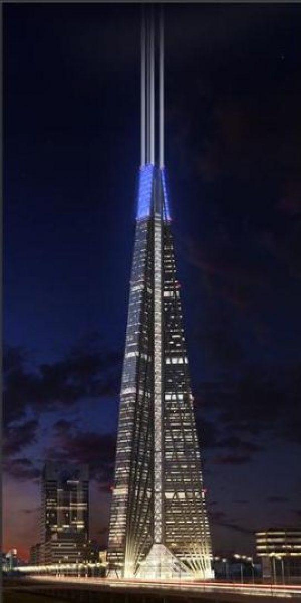 Los desarrolladores anunciaron que no podrían costear los tres mil millones de dólares necesarios para la construcción. Foto:Skyscraper City