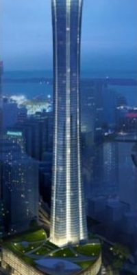 Se ubicaría en Qatar. Foto:Skyscraper City