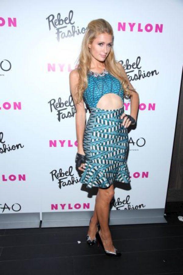 Es una empresaria, autora, modelo, actriz, diseñadora y cantante estadounidense Foto:Getty Images