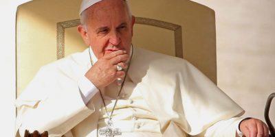 Francisco prometió también castigar a los pederastas. Foto:Getty Images