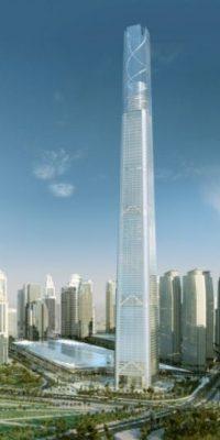Era un edificio de Dubai que tenía una cresta en forma de flor. Foto:Inhabitat