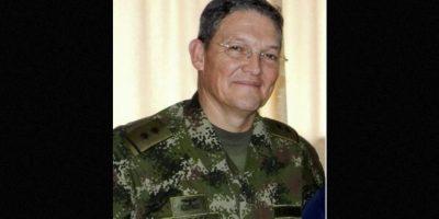 General Rubén Alzate Mora.