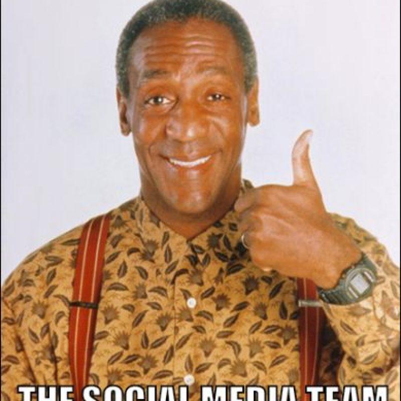 """""""El equipo de redes sociales dijo: esto será divertido"""" Foto:Twitter"""
