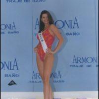 Carolina Cruz representó al departamento del Valle en 1999, aunque quedó de virreina supo aprovechar muy bien el despliegue mediático y se convirtió en una de las modelos, presentadoras y empresarias más cotizadas del país.
