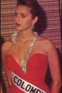 Paola Turbay fue una de las virreinas universales de la belleza que Colombia tuvo en la década del 90. Después de los concursos inició una carrera actoral, que la llevó a hollywood en donde tuvo un éxito leve.
