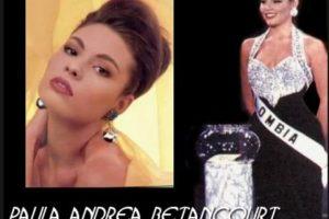 Paula Andrea Betancourt hace parte del ramillete de virreinas universales de la belleza. Después del reinado siguió modelando, se dedicó a la maternidad y a los negocios.