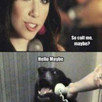 """Carly Jae Epsen también ganó fama con su canción """"Call me maybe"""" Foto:Cheezburger"""